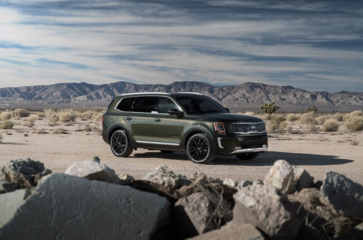 December 2019 Kia Telluride Lease & Finance Specials