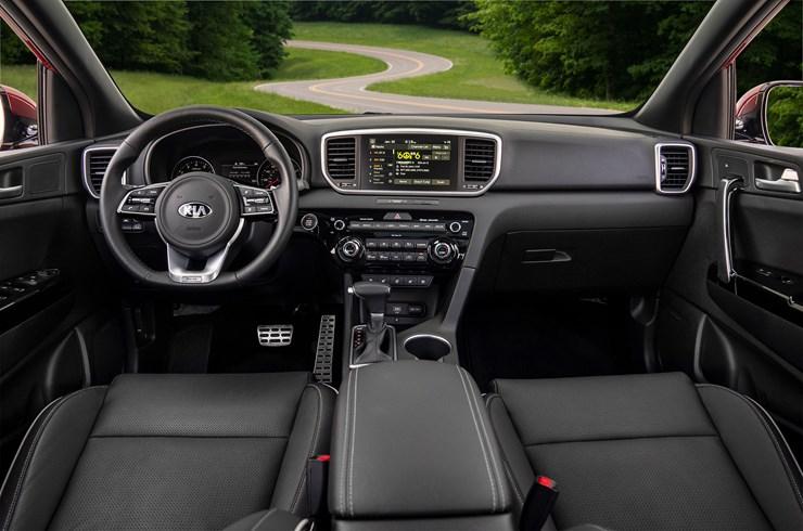 January 2020 Sportage LX 2.4L GDI I4 6 A/T AWD Lease Deal