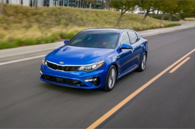 April 2019 Kia Optima Rebate