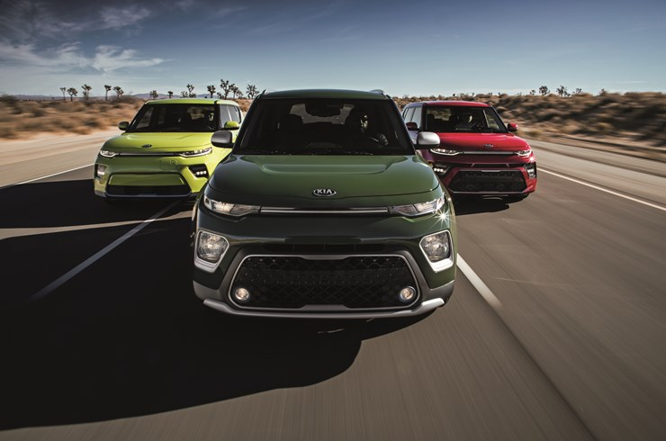 2020 Kia Soul March 2020 Rebate