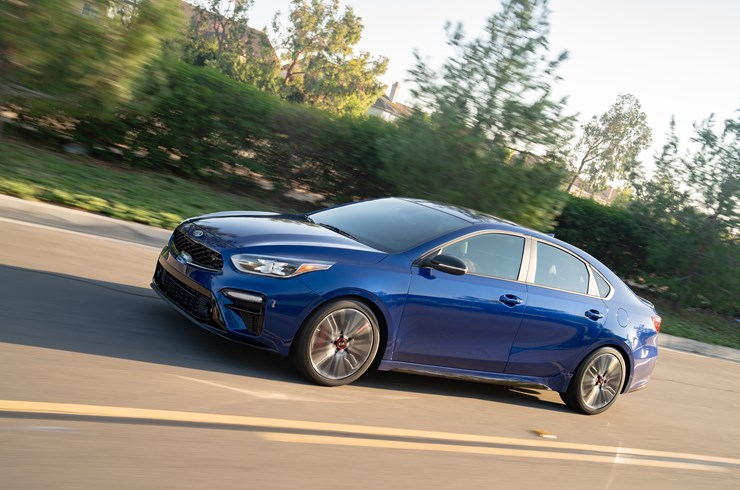 March 2020 - 2020 Kia Forte Rebate