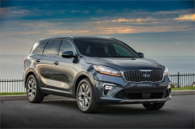 Kia Sorento 2.4L LX All-Wheel Drive March 2020 Rebate
